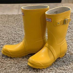 Hunter Rainboots